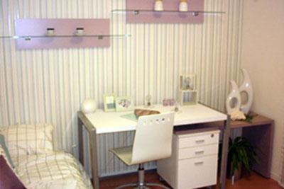子供部屋飾り棚
